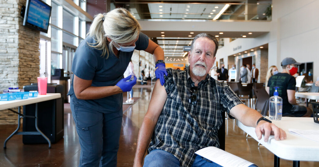 After a Steep Plunge in Virus Cases, Every State Is Seeing an Uptick