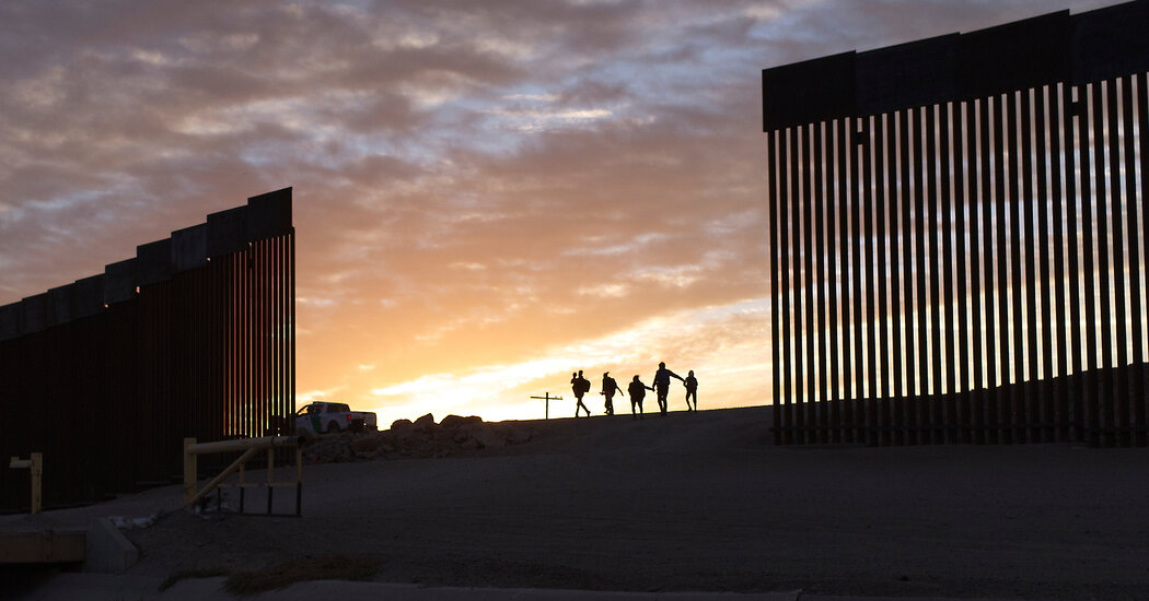 June Sets Monthly Record for Most Migrants to Arrive at U.S. Border