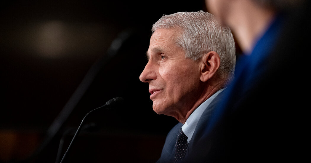 Trust in Fauci and U.S. Health Agencies Resilient in a New Study