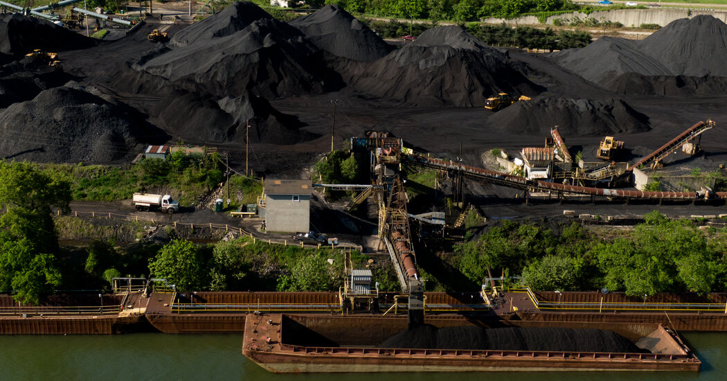 EPA to Revise Trump-era Rules on Wastewater From Coal Plants