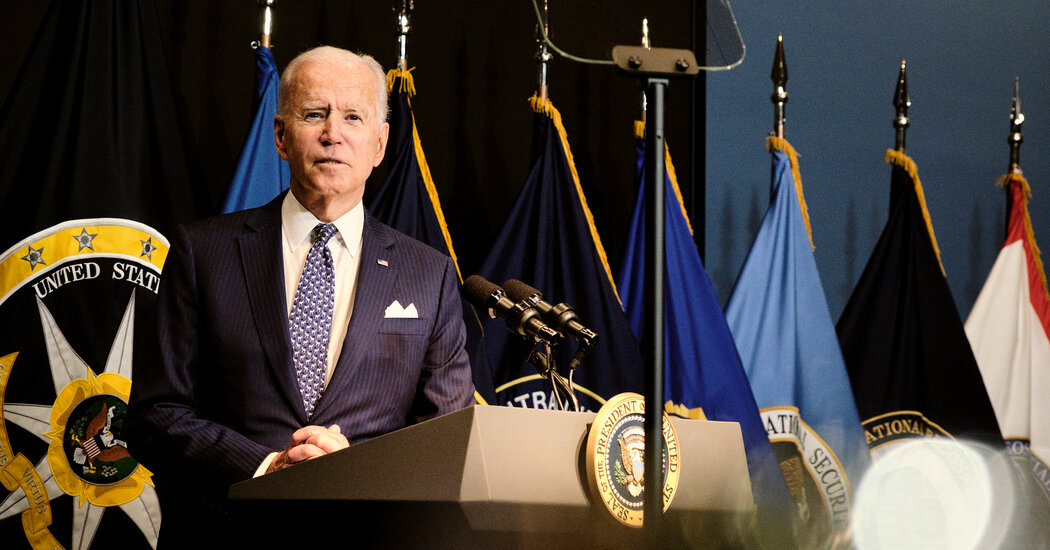 The Biden administration is considering mandating federal employees to be vaccinated, or face testing and other requirements.