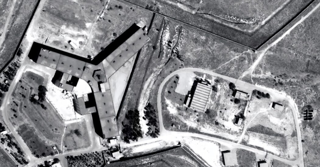 Biden Imposes New Sanctions on Syrian Prisons and Officials