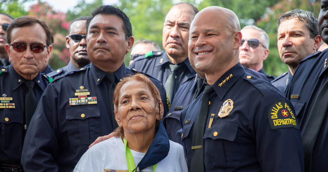 Dallas Police Chief Apologizes for a 12-Year-Old Boy's 1973 Killing by an Officer