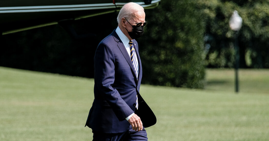 Biden to Require Federal Workers to Be Vaccinated or Take Regular Tests