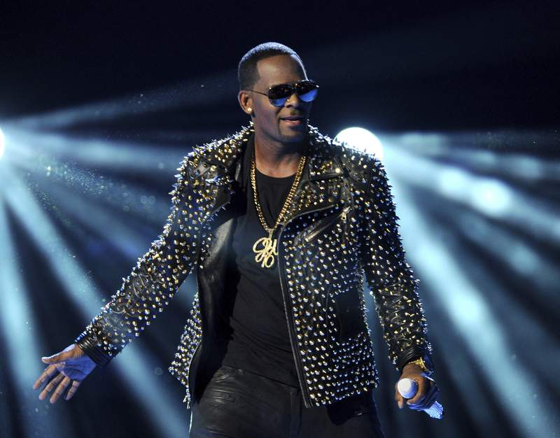 R. Kelly's lawyer wants trial delayed due to jail quarantine