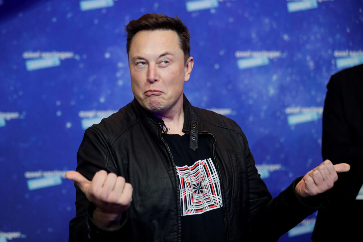 Elon Musk bashes Apple, journalists and critics after Tesla reports record profits