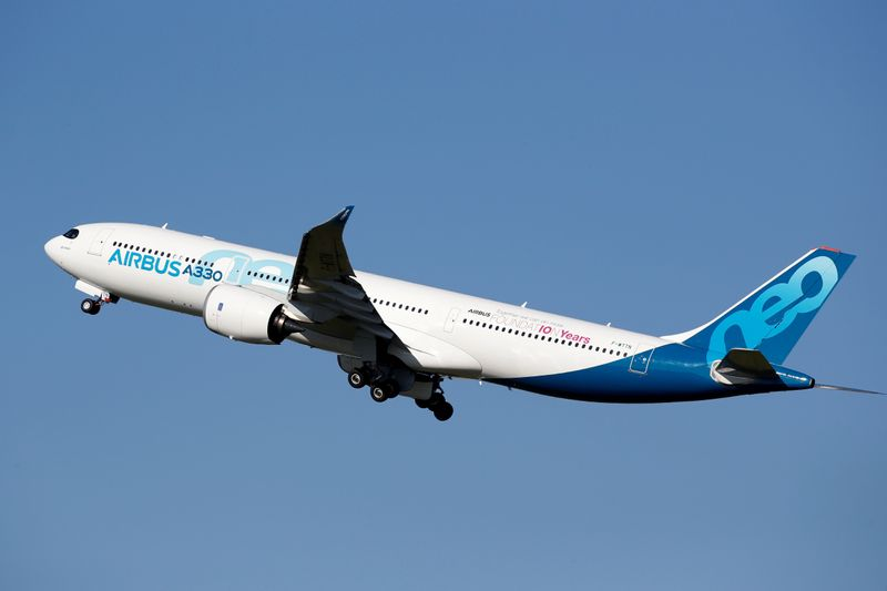 German airline Condor to acquire Airbus A330neo jets