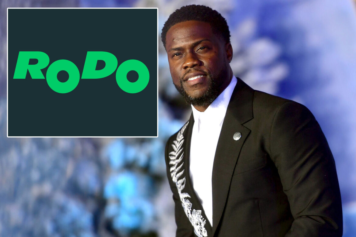 Kevin Hart invests in car-leasing platform Rodo in new funding round
