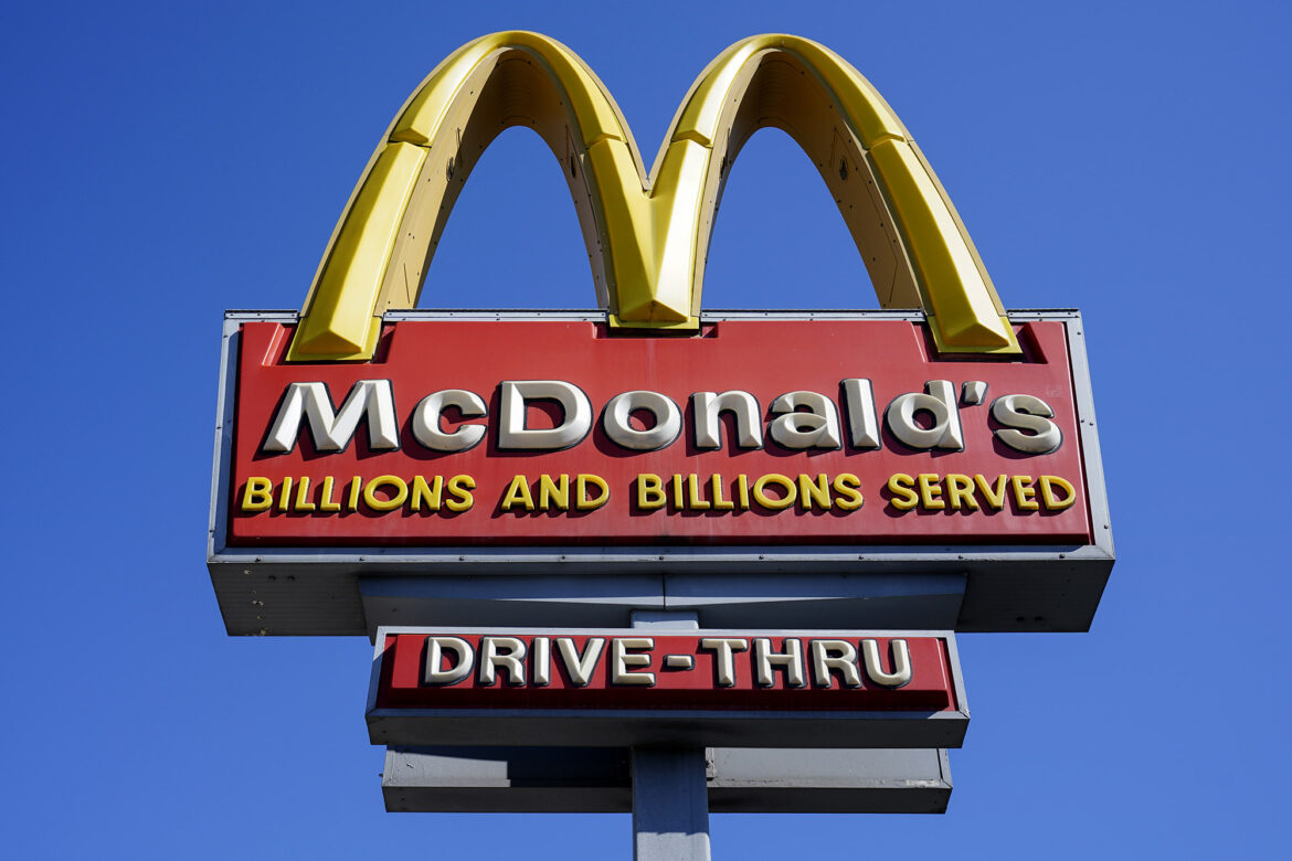McDonald's new Crispy Chicken Sandwich helps drive strongest growth in 15 years