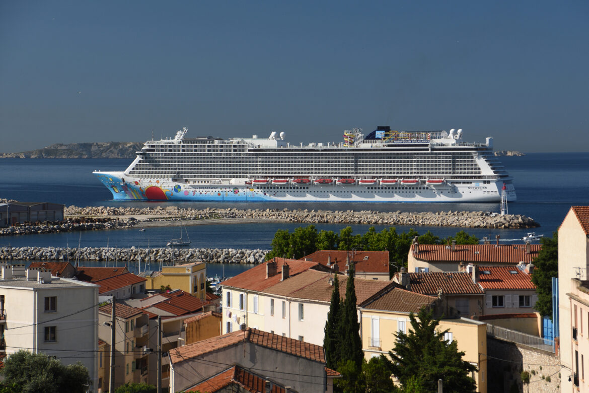 Norwegian Cruise Line sets sail for first time since pandemic began