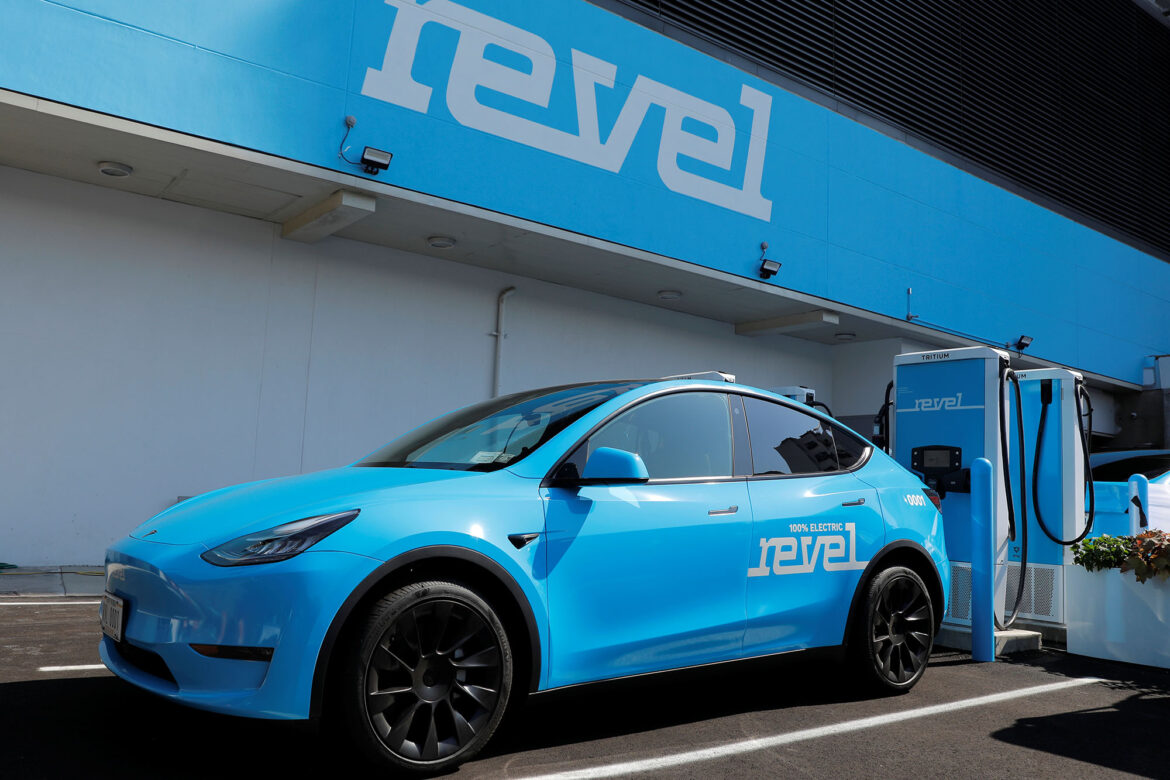 Revel to launch Tesla taxis in NYC after row with city regulators