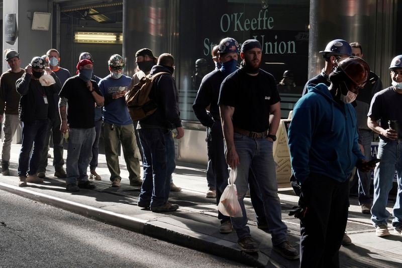 U.S. labor costs increase solidly in second quarter