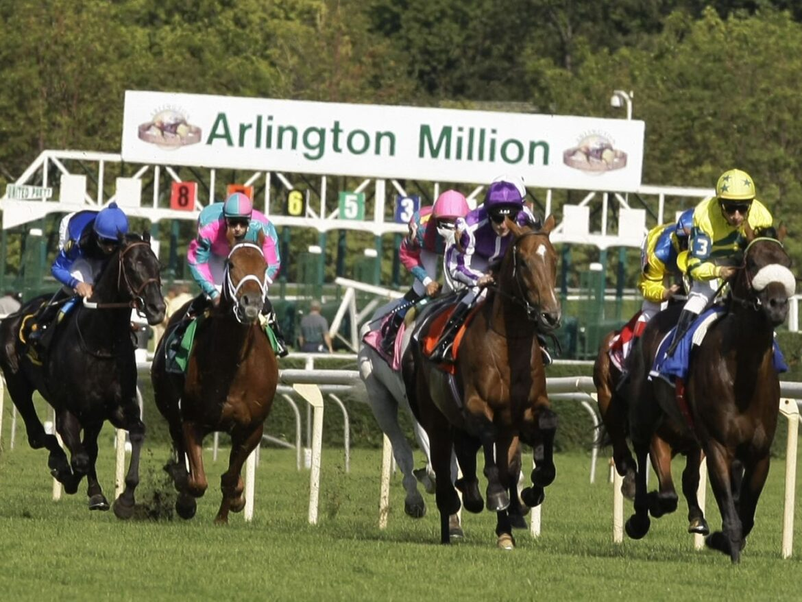 A scratch for Arlington next year: Track passes on race dates as owner mulls potential sale to Bears