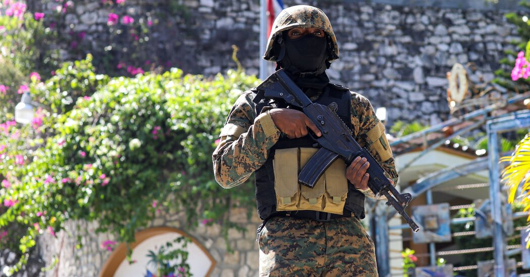 """Haiti Is in a 'State of Siege."""" Here's What It Means."""