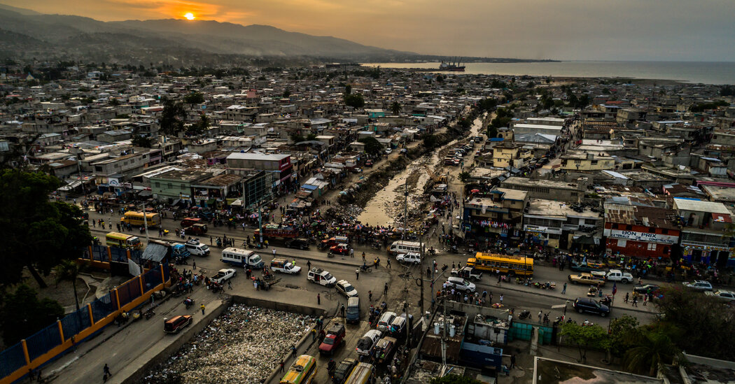 Why Is Haiti Poor? Years of Outside Exploitation