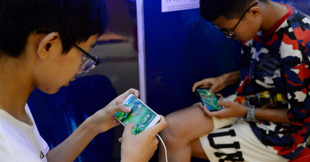To Catch Teenage Gamers After Curfew, Chinese Company Deploys Facial Recognition