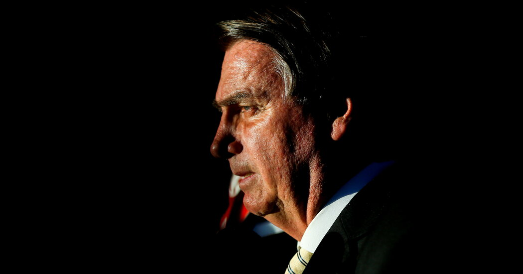 Brazil's President Is Hospitalized and Faces Possible Surgery