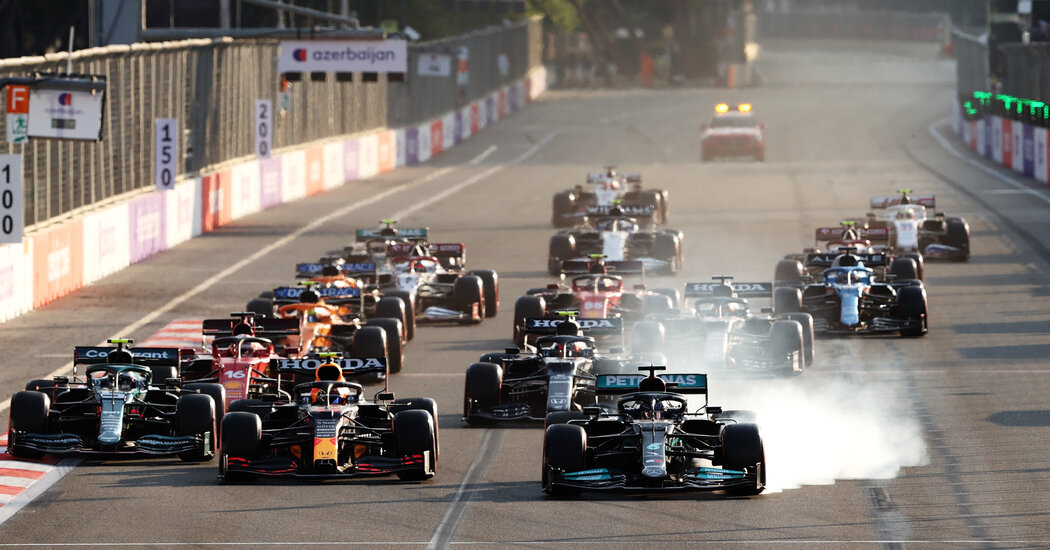 'Drive to Survive' on Netflix Has Ignited Formula 1