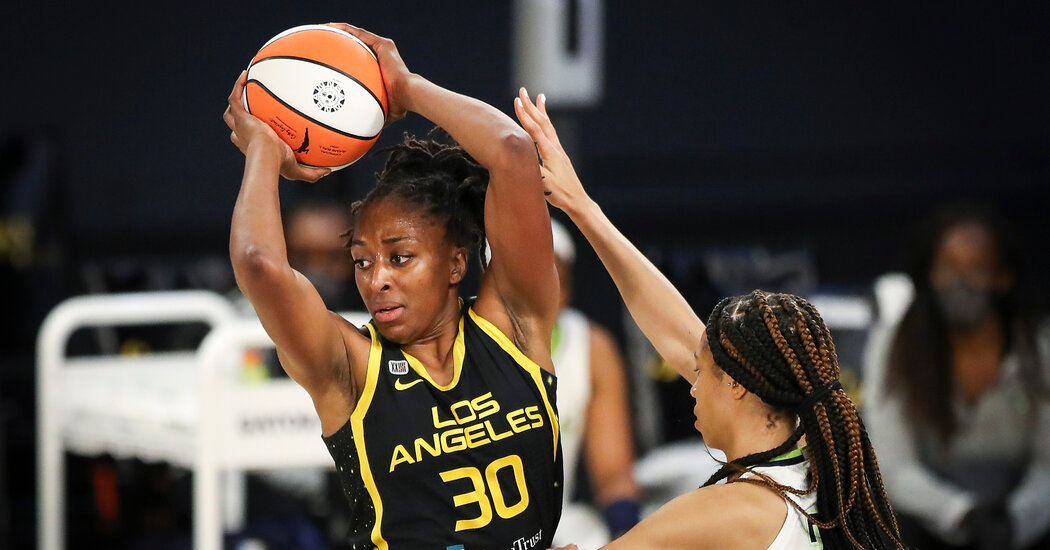Barring Appeals, W.N.B.A.'s Nneka Ogwumike Will Miss the Olympics