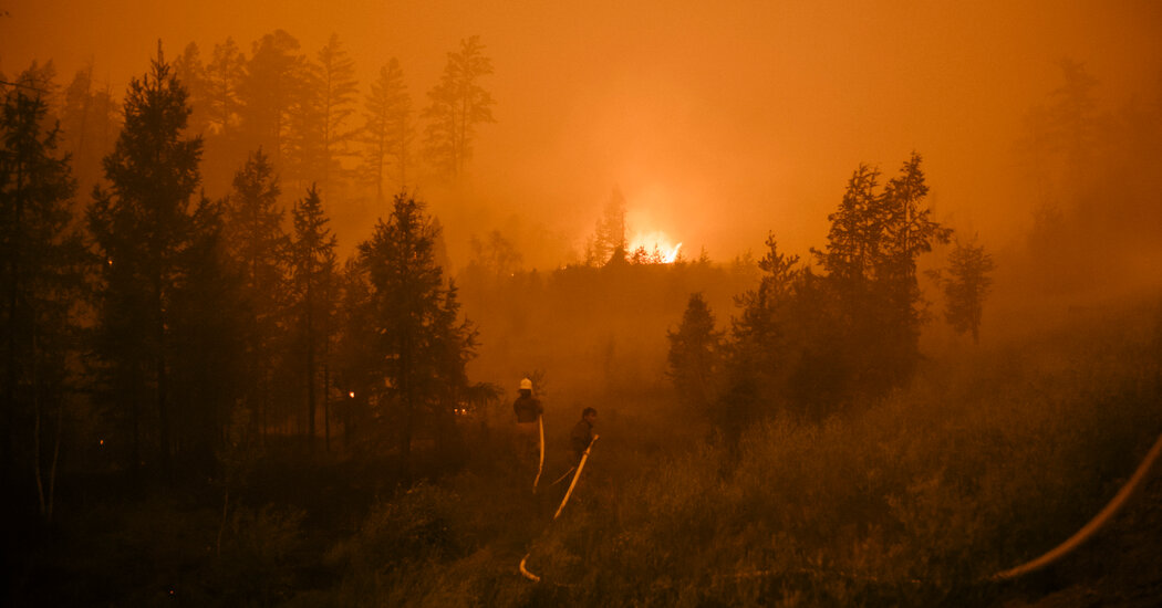 As Frozen Land Burns, Siberia Trembles: 'If We Don't Have the Forest, We Don't Have Life'