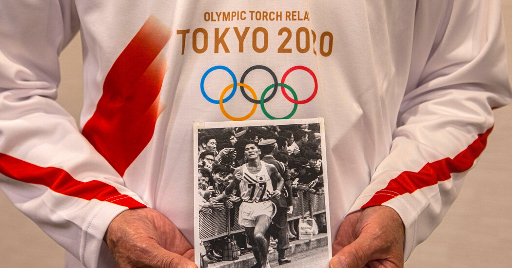 Japanese Marathoner Was a Hero and a Cautionary Tale