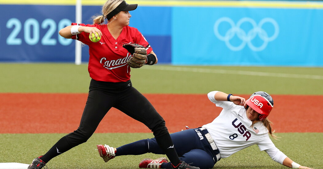 How to Watch the Olympics: Softball and Men's Soccer