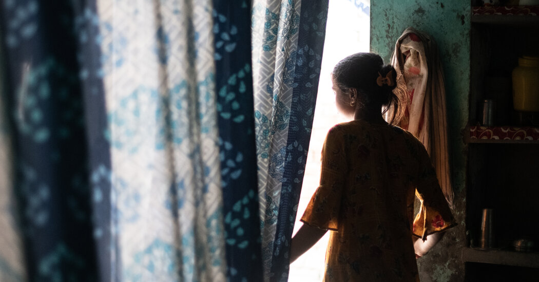 More than 1.5 million children have lost a caregiver to the pandemic, a study says.