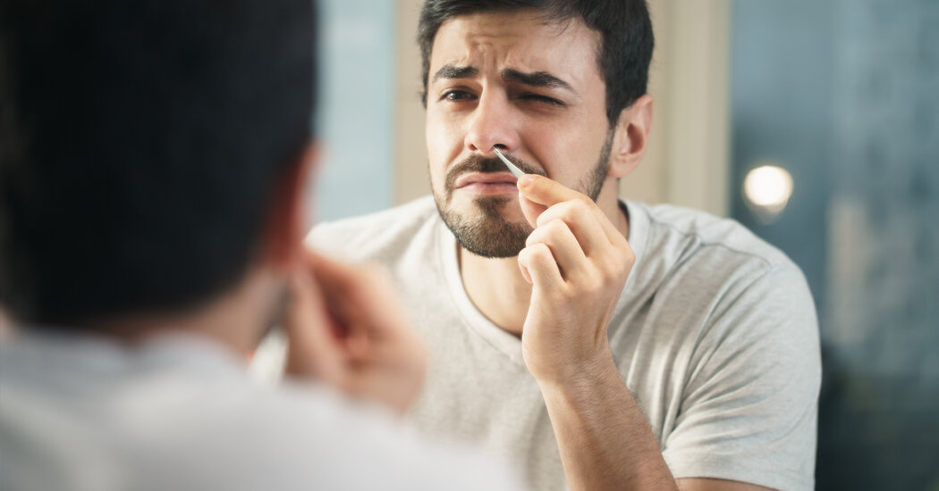 Is Nose Hair Essential to Fighting Off Colds and Other Viral Illnesses?