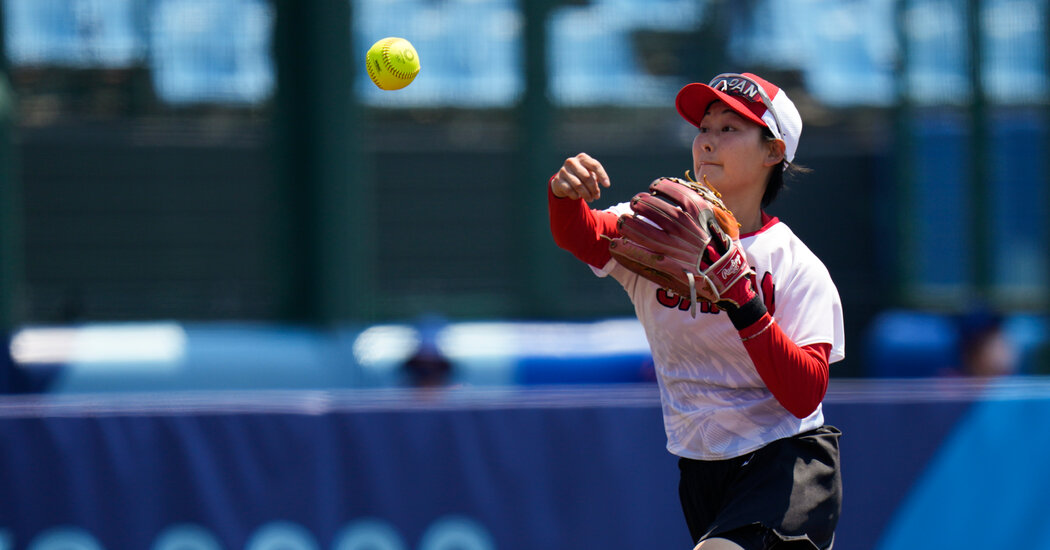 Softball fans celebrate the sport's return to the Games after 13 years, but its place is uncertain.
