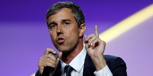 Beto O'Rourke group raises $600,000 for Texas Democrats in DC: report