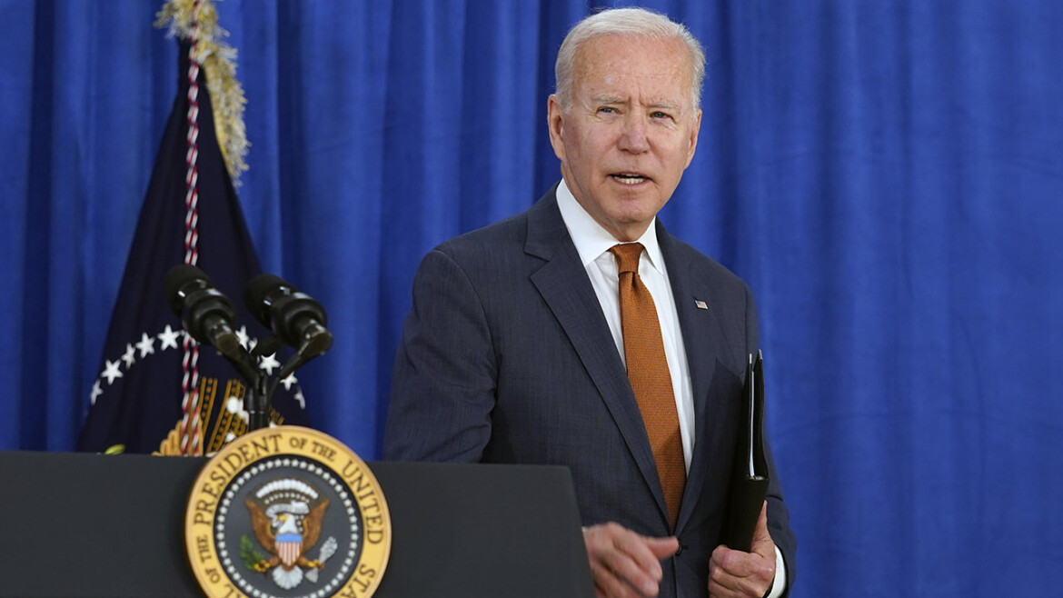 Left to warn Biden being tough on Chinese human rights could harm global warming efforts