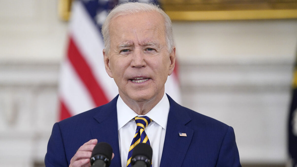 Biden says abolishing filibuster would 'throw entire Congress into chaos'