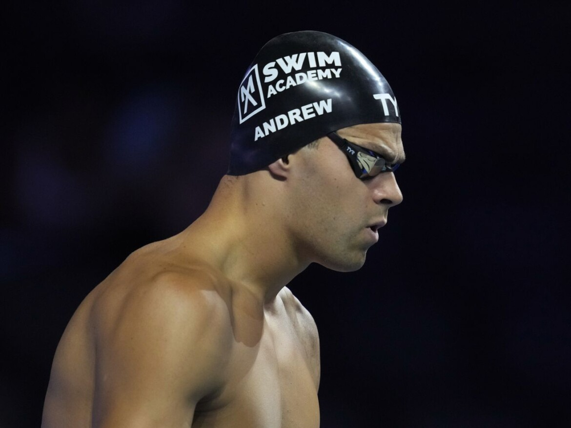 Commentary: Olympic swimmer Michael Andrew declining COVID-19 vaccine is selfish, unfair to teammates