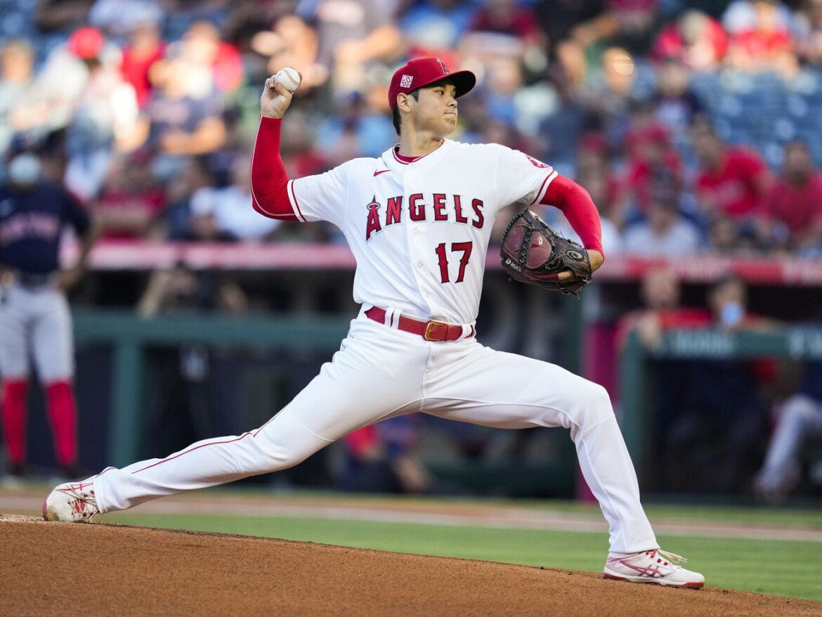 Shohei Ohtani will be AL's All-Star Game starting pitcher