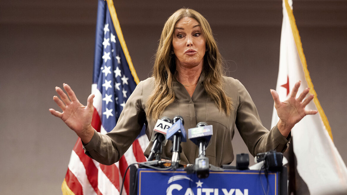 Caitlyn Jenner denies reports campaign has been paused amid Australia trip 2 months before recall election