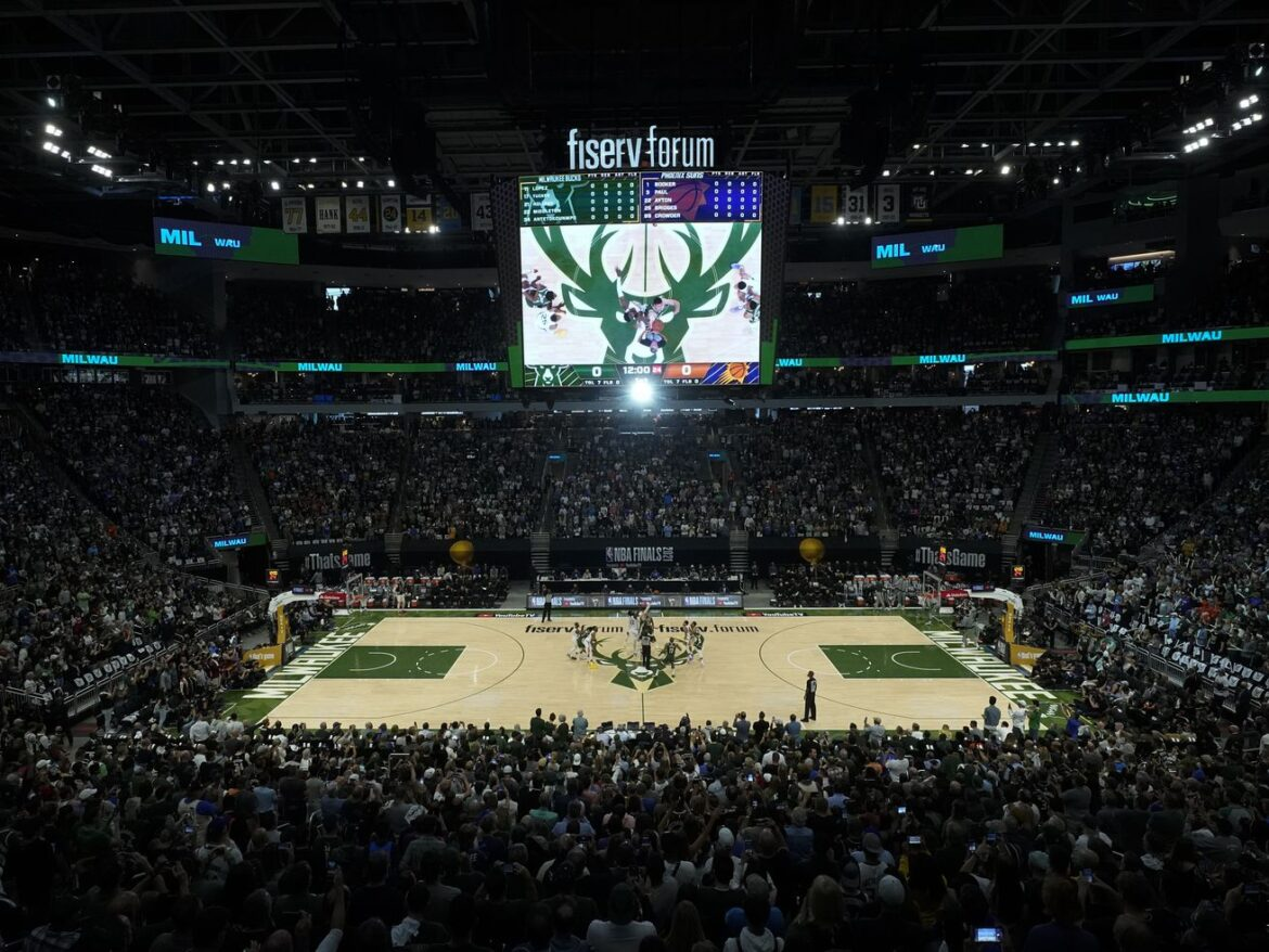 Bucks trying to remain focus with championship chance