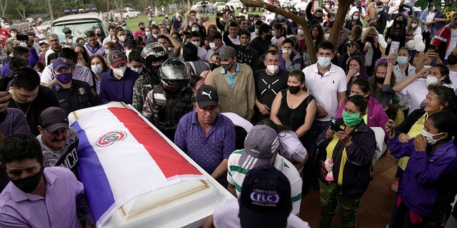 Florida condo collapse: Remains of nanny for family of Paraguay's president return to home country