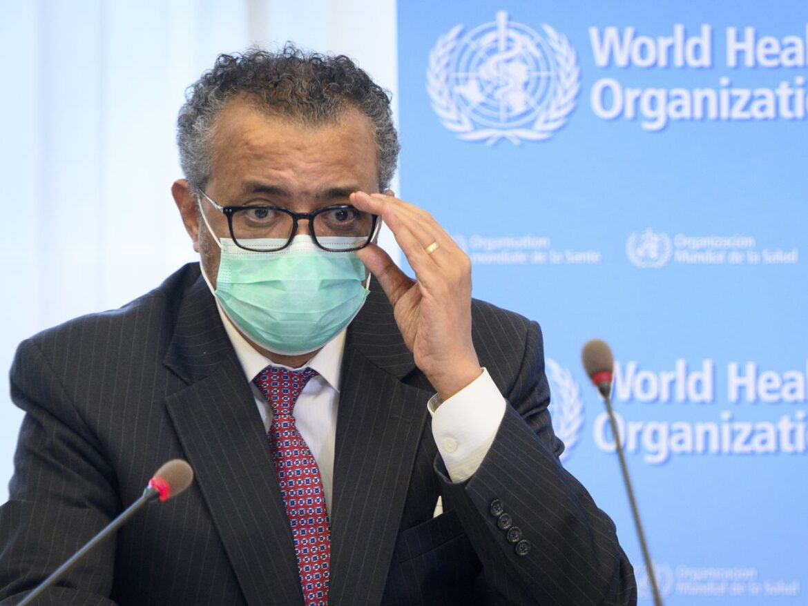 Eliminating virus risk at Tokyo Olympics is impossible, WHO leader says