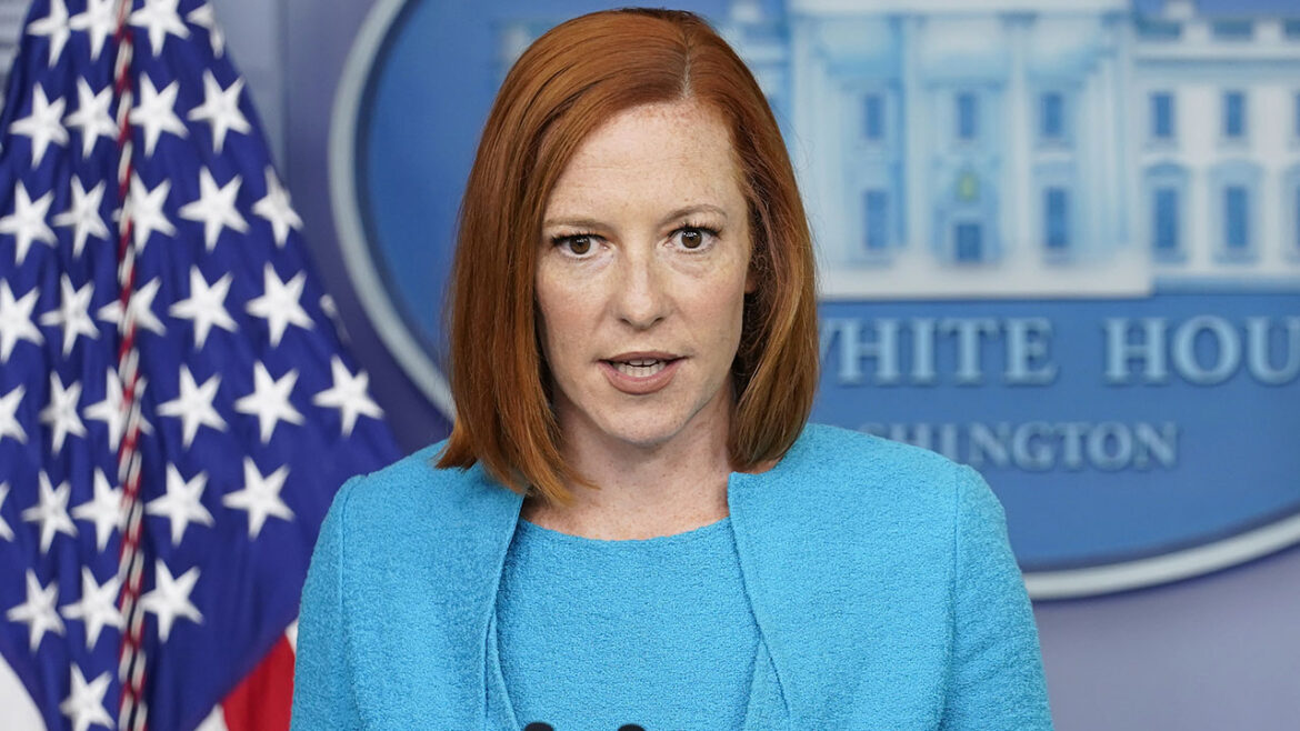 Psaki dodges on whether White House would have disclosed positive COVID-19 cases if press hadn't scooped it
