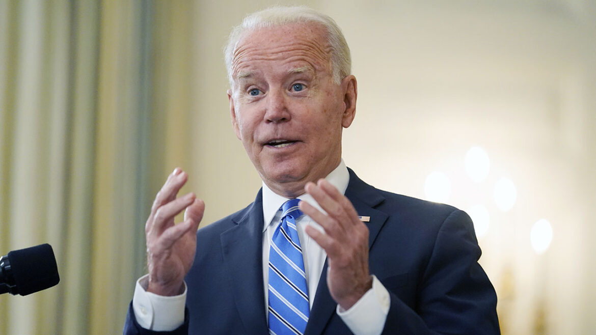 Biden questions parent 'honesty' about student vaccinations, says it's a matter of 'community responsibility'