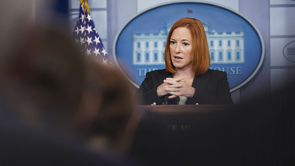 Psaki not calling Texas Dems' trip to DC a 'super-spreader' as more officials test positive