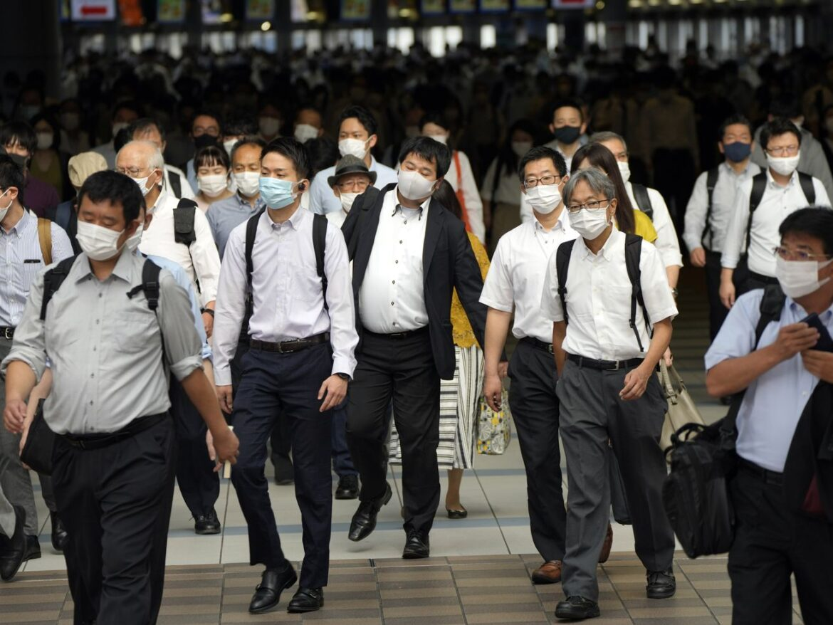 Tokyo hits six-month high in COVID-19 cases day before Olympics open