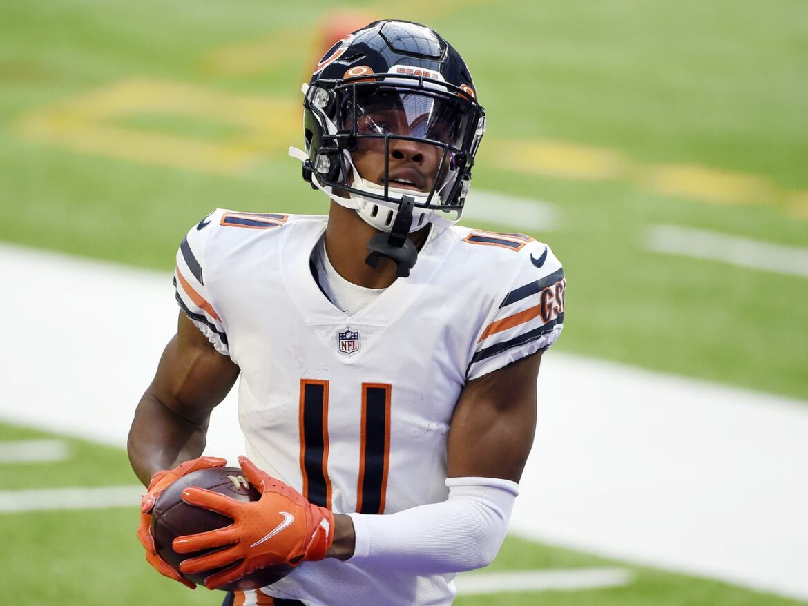 Bears' Darnell Mooney: 'I want to be a known name'