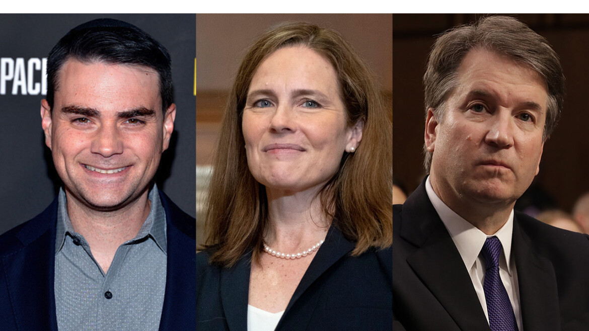 Shapiro questions 'high hopes' for 'markedly unambitious' Barrett and Kavanaugh as SCOTUS ends term