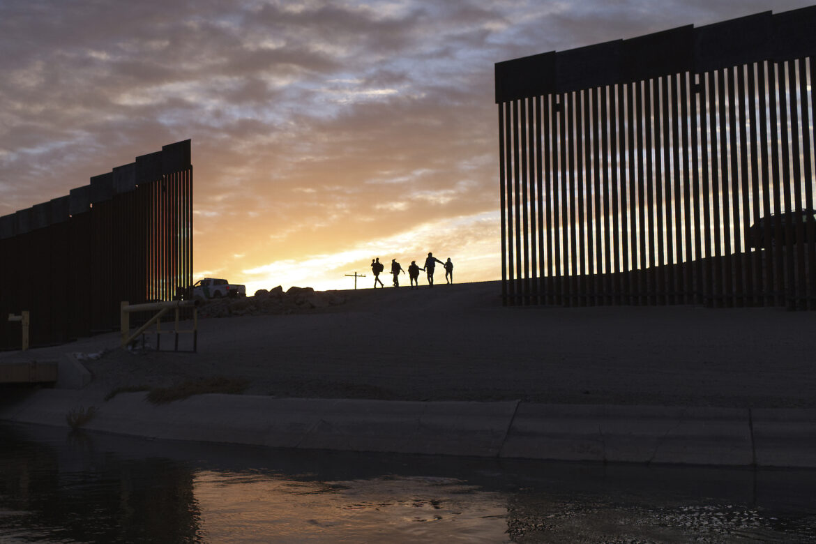 Biden Administration Cancels More of Trump's Wall