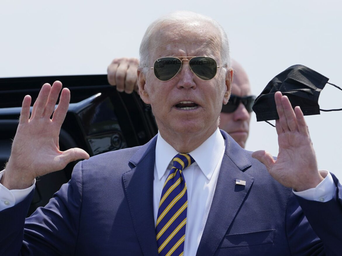 Biden pushing federal workers to get vaccinated