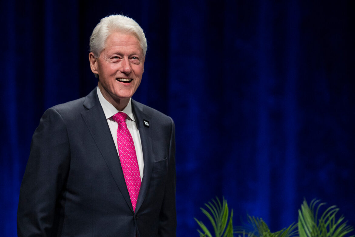 'Blank check' firm hires Bill Clinton — and keeps quiet about it