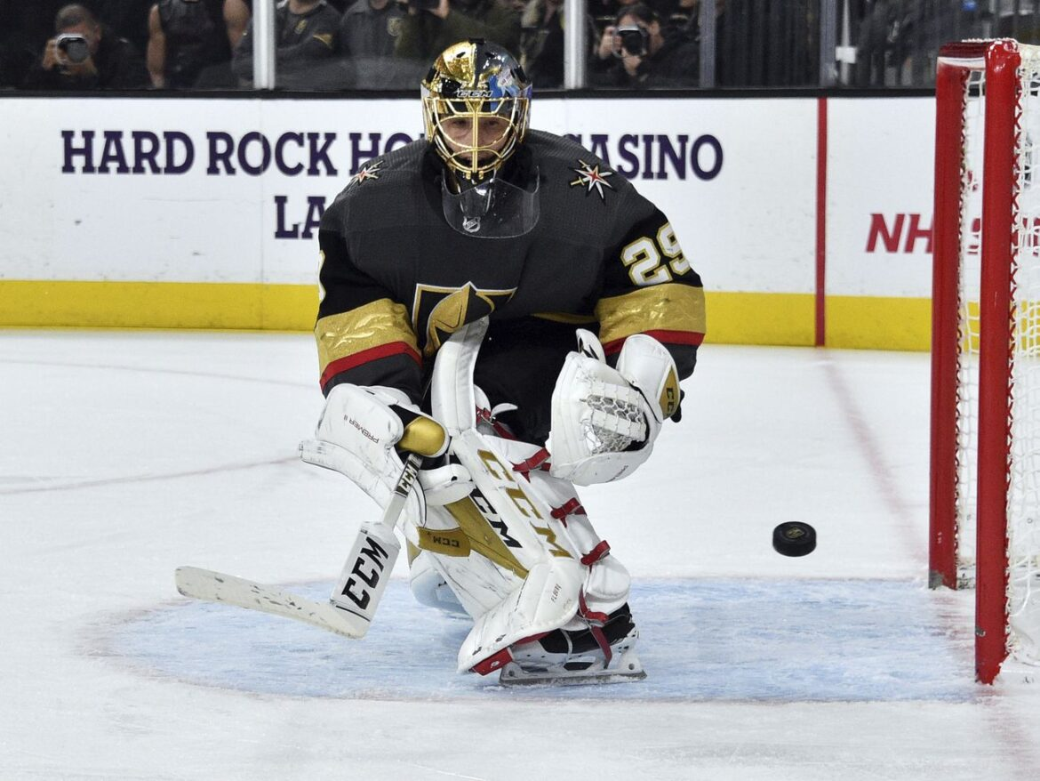 Blackhawks offseason reset: Remaining to-do list depends on Marc-Andre Fleury's decision