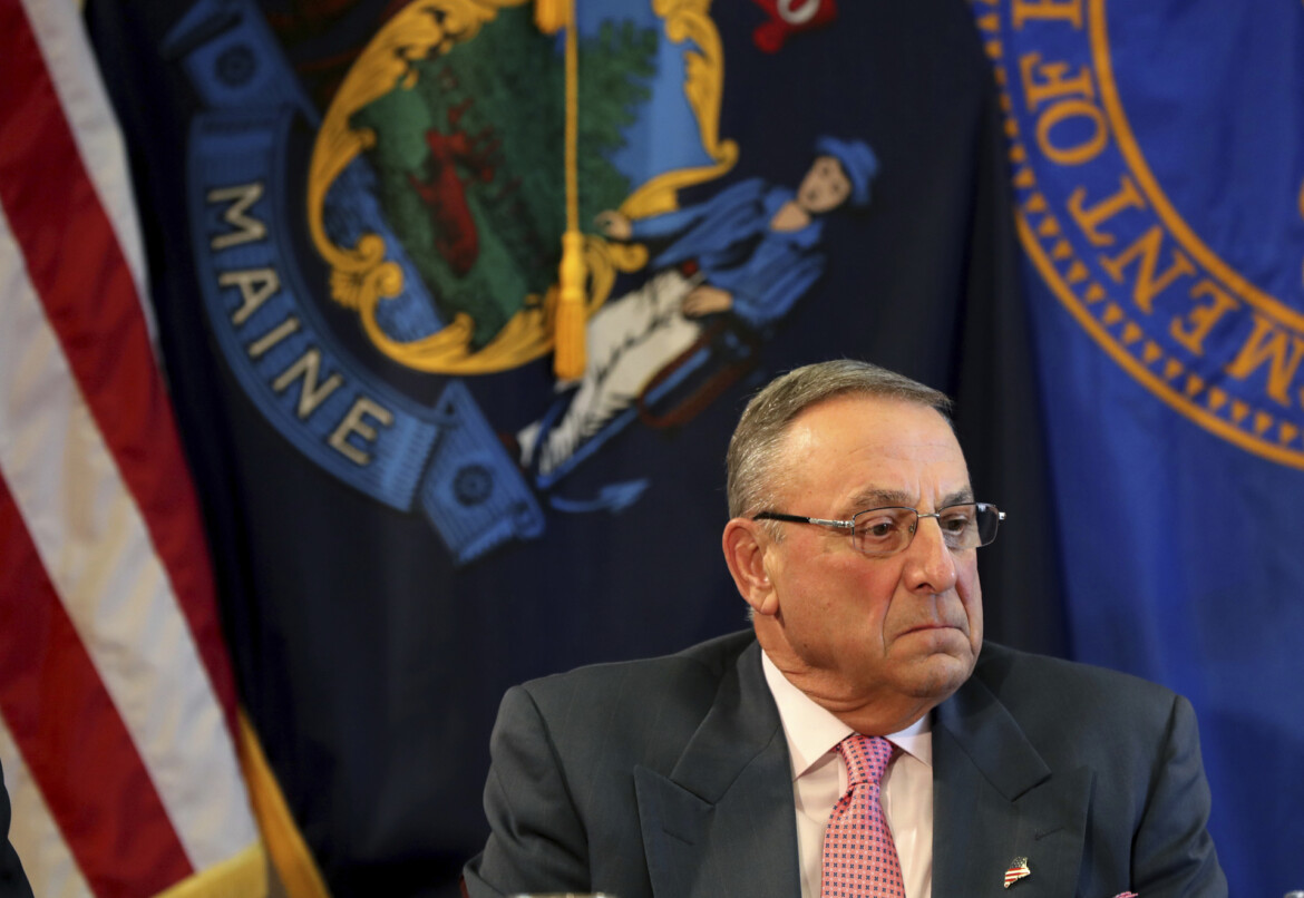 Controversial former Maine Gov. Paul LePage to run for a third term
