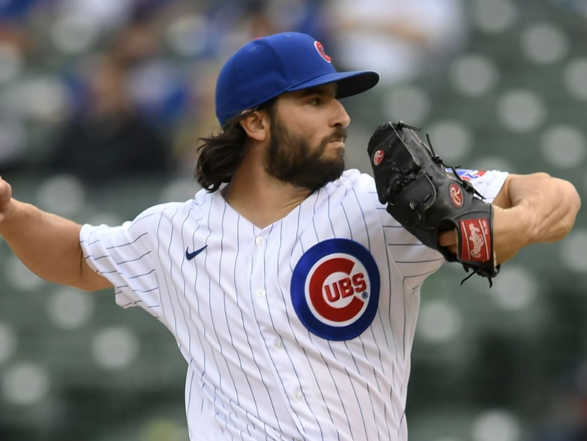 Cubs activate RHP Dillon Maples from injured list